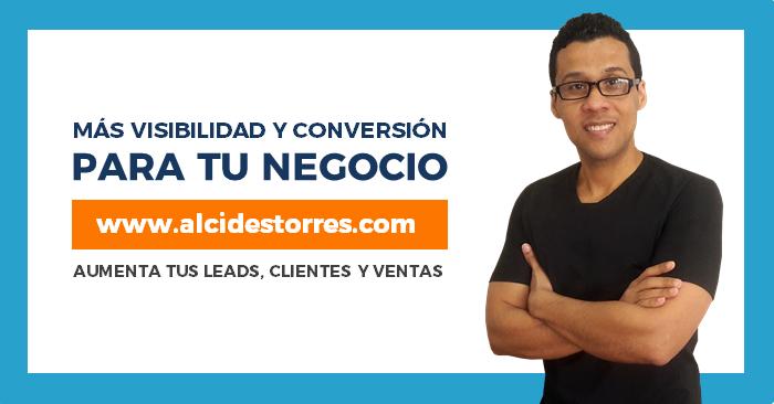 Alcides Torres Marketing Digital