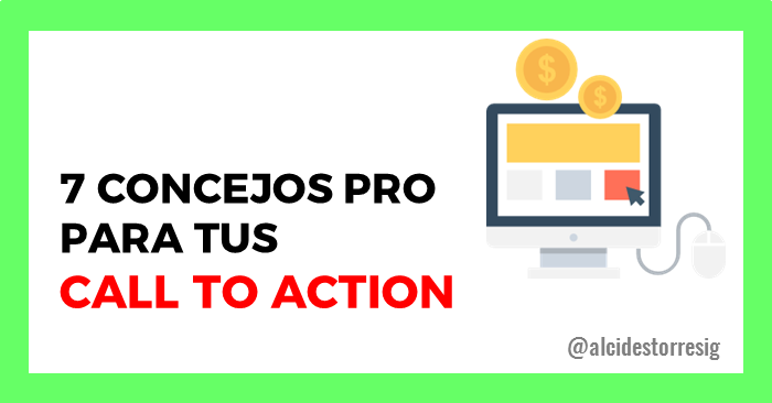 concejos para call to action